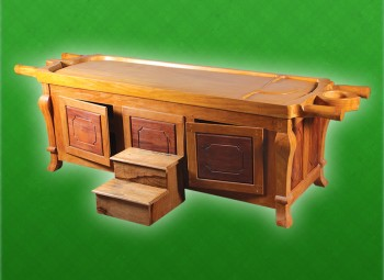 wooden dhroni