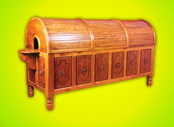 ayurvedic steam bath